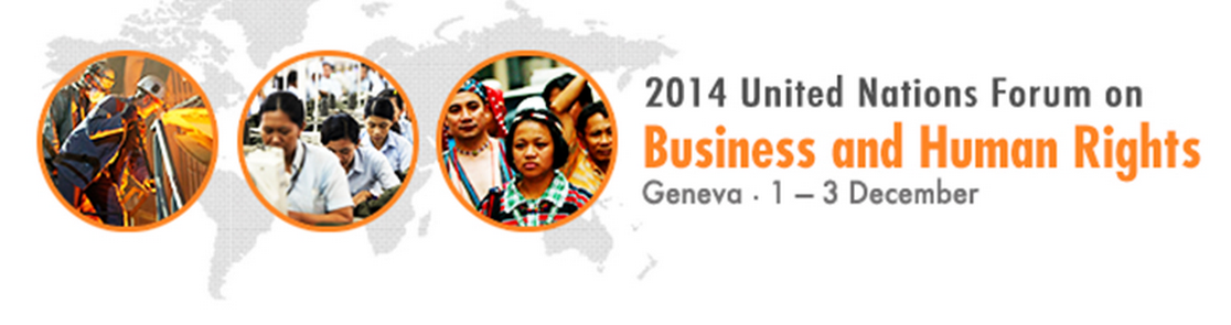 2014 UN Forum on Business and Human Rights