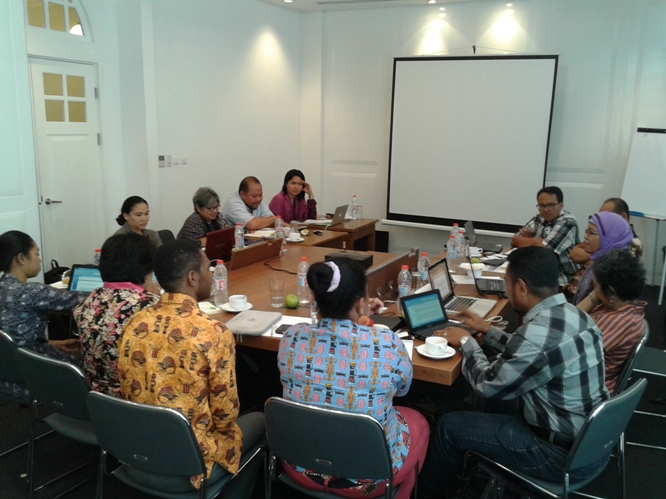 Foto FGD Papua