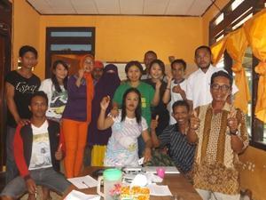 Pelatihan Paralegal-Kab Banggai, Sulteng