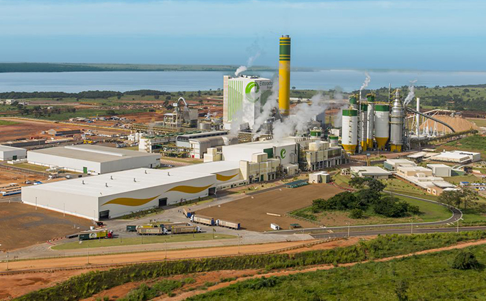 Warning to financiers of the acquisition of pulp company Eldorado Brasil 00ab93fea3a